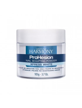 Harmony ProHesion XPRESS WHITE Nail Sculpting Powder 105 gr
