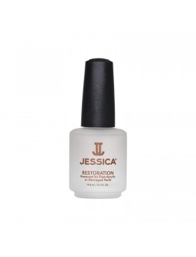Jessica RESTORATION - Bacecoat for Post-Acrylic or Damaged Nails