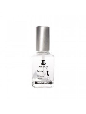 Jessica DIAMONDS DAZZLE - Glistening Topcoat