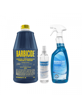 Barbicide Disinfection Salon Kit  - Πακέτο 3τμχ