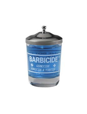Barbicide Manicure Small Glass Jar 118ml
