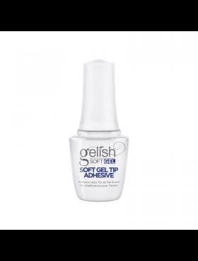 Gelish Soft Gel Tip Adhesive 9ml