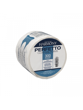 Harmony ProHesion PERFETTO Nail Forms CLEAR - Συσκ. 300τμχ