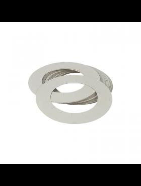 Imperial Δακτύλιοι Προστασίας Μιας Χρήσης για Κεριέρα  - Συσκ. 50τμχ