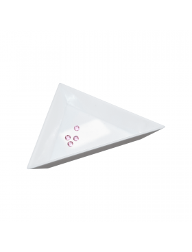 PBIbeauty Πιατάκι Τριγωνικό για Strass